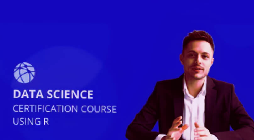Get certified with Edureka's Data Science With R Programming Certification Training